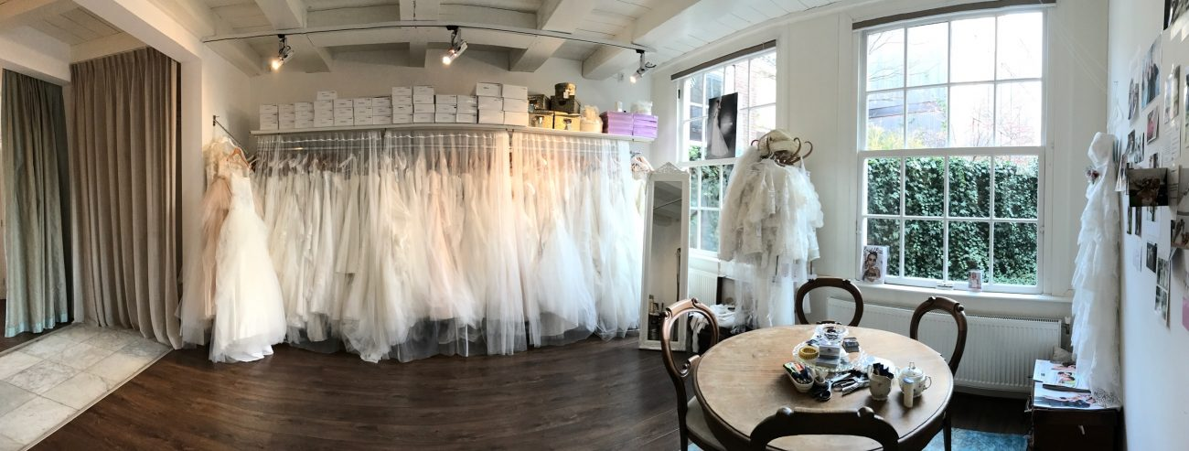 Collectie bruidsjurken