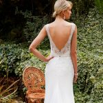Enzoani jurk 5 2018-2019 achterkant
