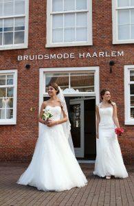 Bruidsmode Haarlem winkel