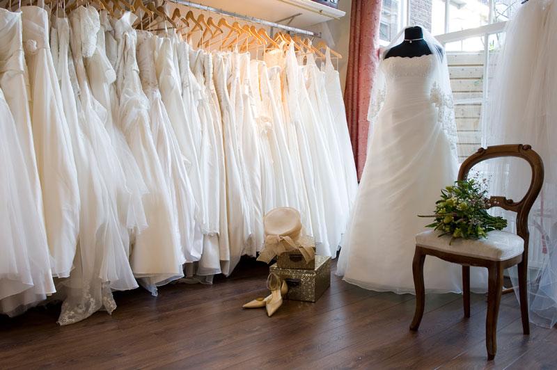 Onze collectie bruidsjurken